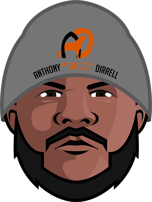 Dirrellmoji by Anthony Dirrell messages sticker-1