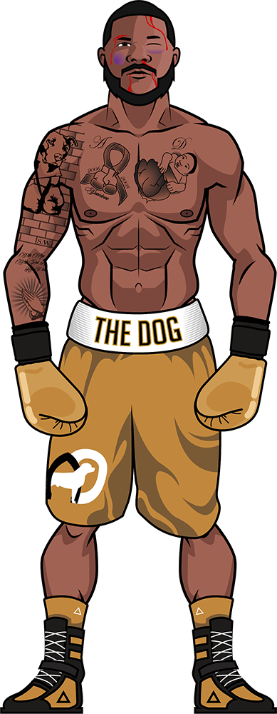 Dirrellmoji by Anthony Dirrell messages sticker-11
