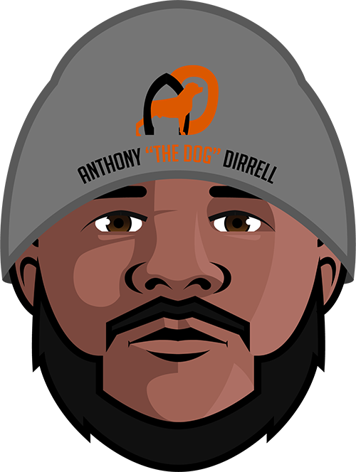 Dirrellmoji by Anthony Dirrell messages sticker-3
