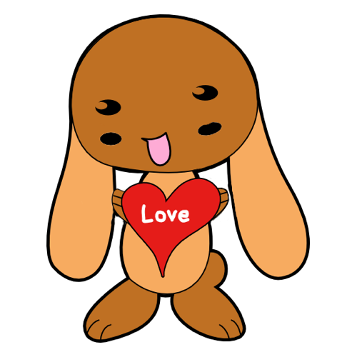 Rabbit Pepper messages sticker-3