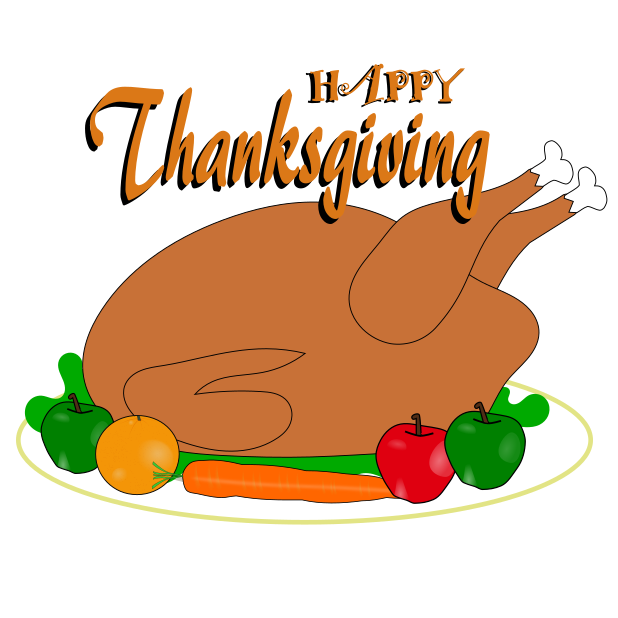 Thanksgiving Stickers (with Sticker effect) messages sticker-2