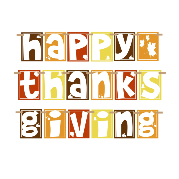 Thanksgiving Stickers (with Sticker effect) messages sticker-0
