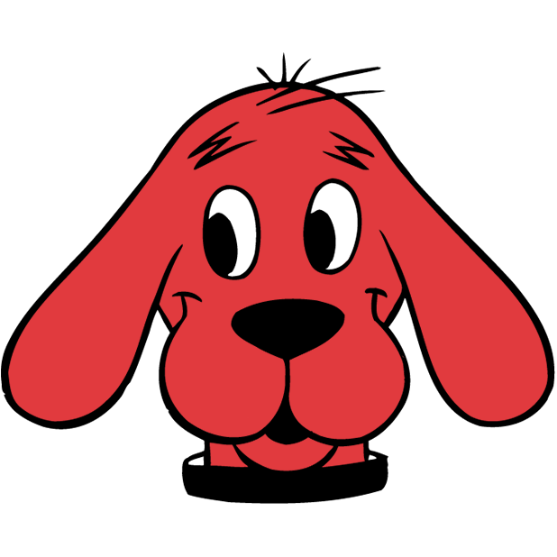 Clifford Stickers messages sticker-6