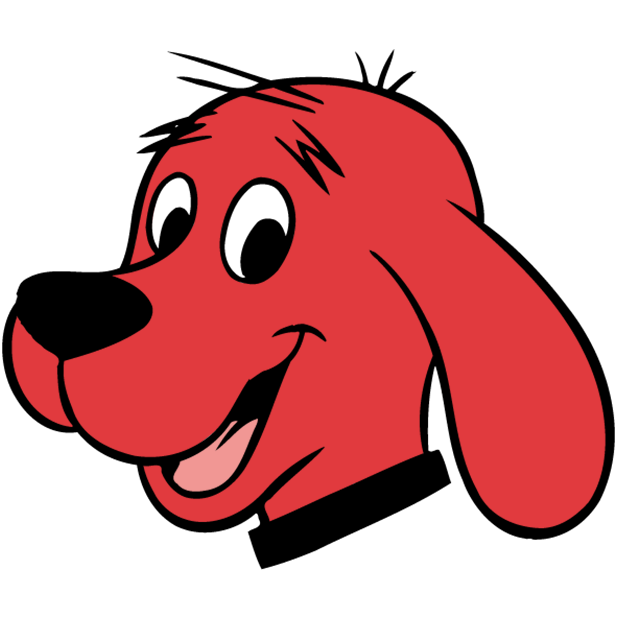 Clifford Stickers messages sticker-2