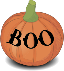 Halloween's pumpkin messages sticker-4