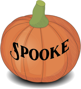Halloween's pumpkin messages sticker-3
