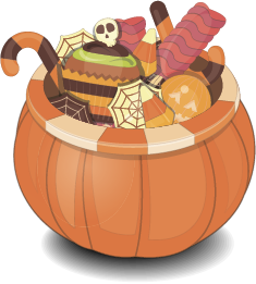 Halloween's pumpkin messages sticker-11