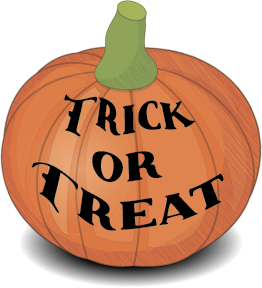 Halloween's pumpkin messages sticker-2