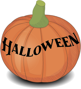 Halloween's pumpkin messages sticker-0