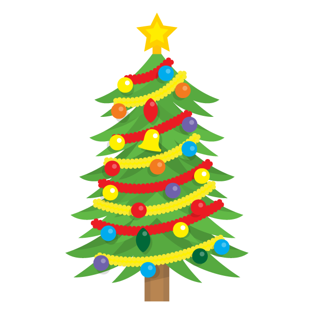 Blinking Christmas Trees messages sticker-5