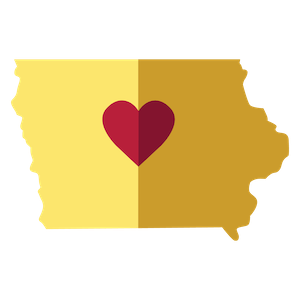 Iowa State Emojis messages sticker-0