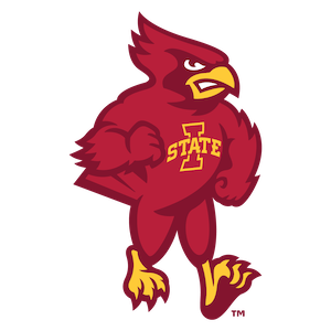 Iowa State Emojis messages sticker-8