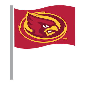 Iowa State Emojis messages sticker-10