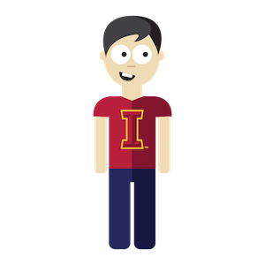 Iowa State Emojis messages sticker-6
