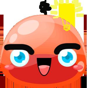 Jelly Baby Sticker messages sticker-9