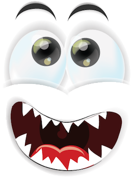 Face Cute Emotion Pack 01 messages sticker-8
