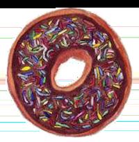 DonutMoji messages sticker-1