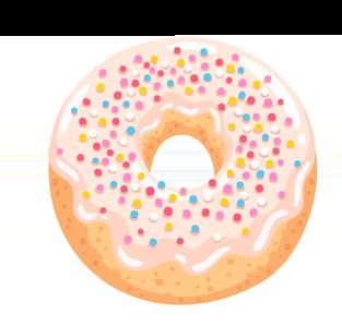DonutMoji messages sticker-2