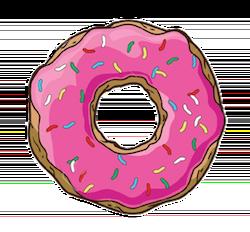 DonutMoji messages sticker-4