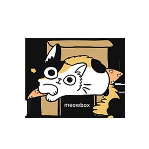 meowbox Stickers messages sticker-4