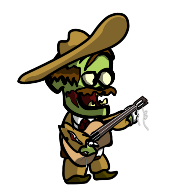 Zombie Serenade messages sticker-9