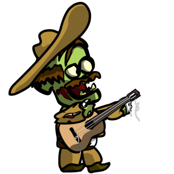 Zombie Serenade messages sticker-0