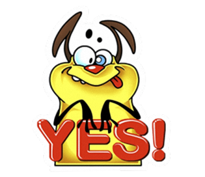 Crazy Dog - Cutest dog stickers for iMessage messages sticker-8