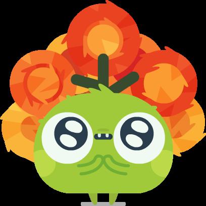 Pocket Plants - Merge Games messages sticker-11