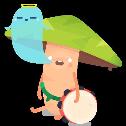 Pocket Plants - Merge Games messages sticker-5