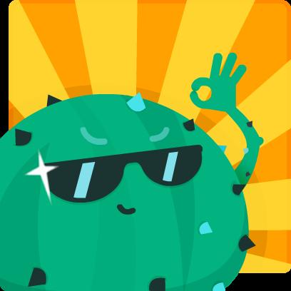 Pocket Plants - Merge Games messages sticker-6