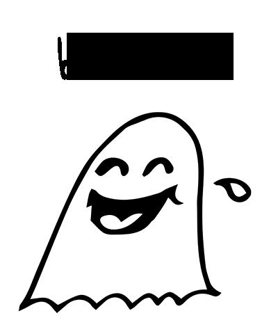 Ghostmoji Doodles messages sticker-0