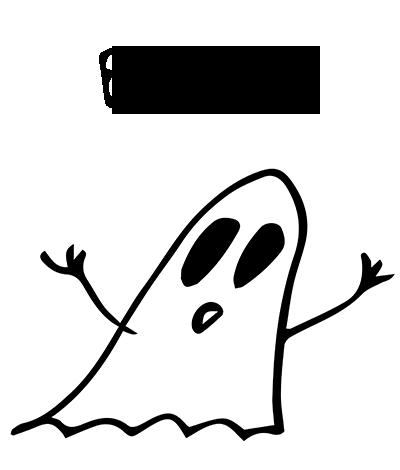 Ghostmoji Doodles messages sticker-2