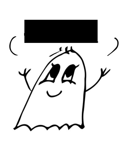 Ghostmoji Doodles messages sticker-8