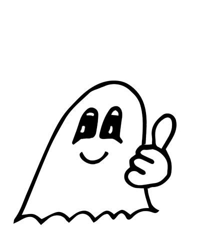 Ghostmoji Doodles messages sticker-9