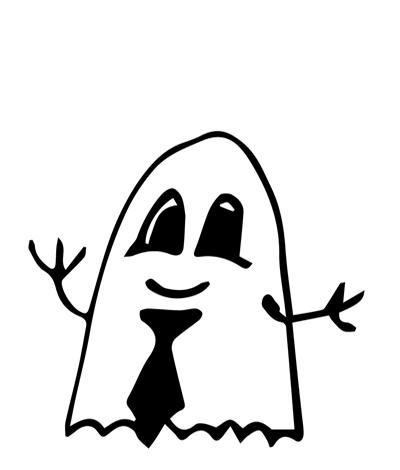 Ghostmoji Doodles messages sticker-10