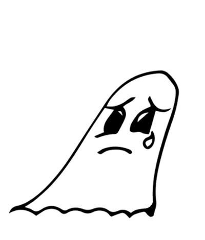 Ghostmoji Doodles messages sticker-4