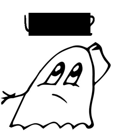 Ghostmoji Doodles messages sticker-5