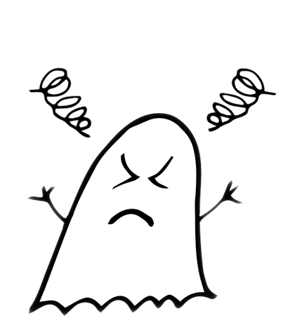Ghostmoji Doodles messages sticker-7