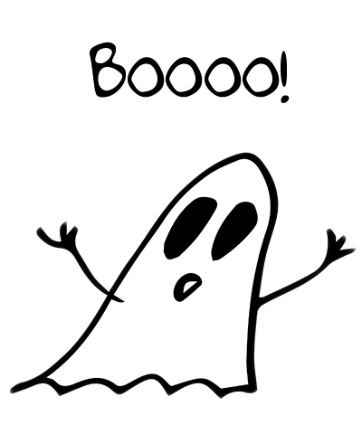 Ghostmoji Doodles messages sticker-2