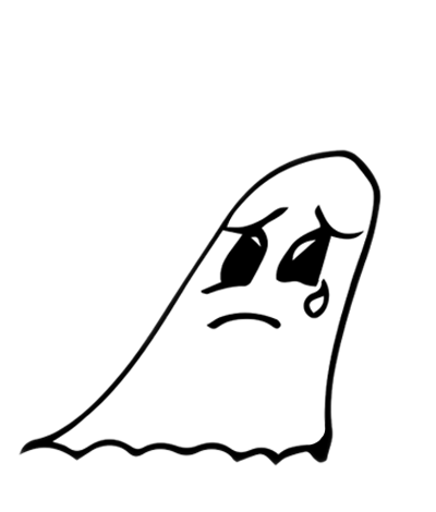 Ghostmoji Doodles messages sticker-4