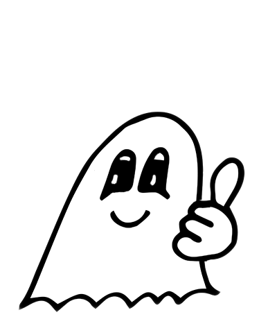 Ghostmoji Doodles messages sticker-9