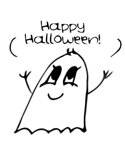 Ghostmoji Doodles messages sticker-8