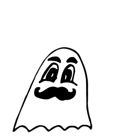 Ghostmoji Doodles messages sticker-11