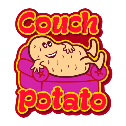 Fat Boy - Cute and clever food puns messages sticker-5