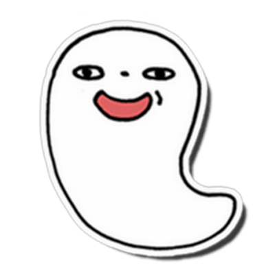 Ghoshi Funny Stickers for iMessage messages sticker-10