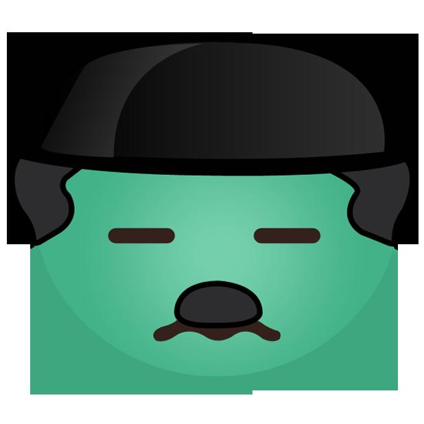 Fun Emoji Stickers - Best emoticons for iMessages messages sticker-11