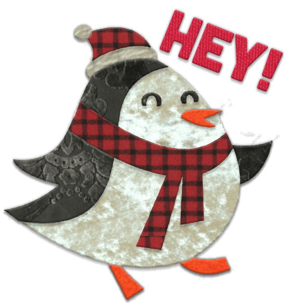 Awesome Craft Christmas Stickers messages sticker-6