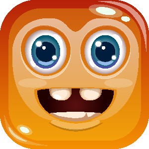 Square Emoji Stickers for iMessage messages sticker-1