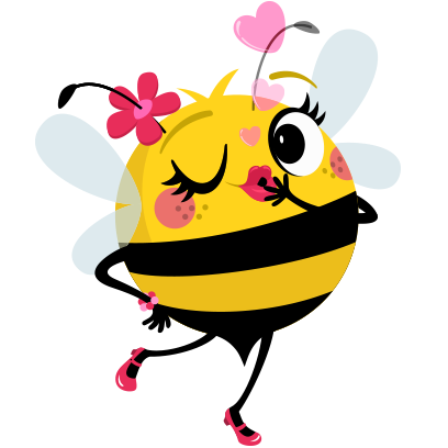 Beemojis messages sticker-4