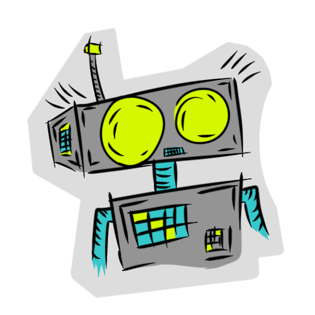 Robotics Pack messages sticker-3